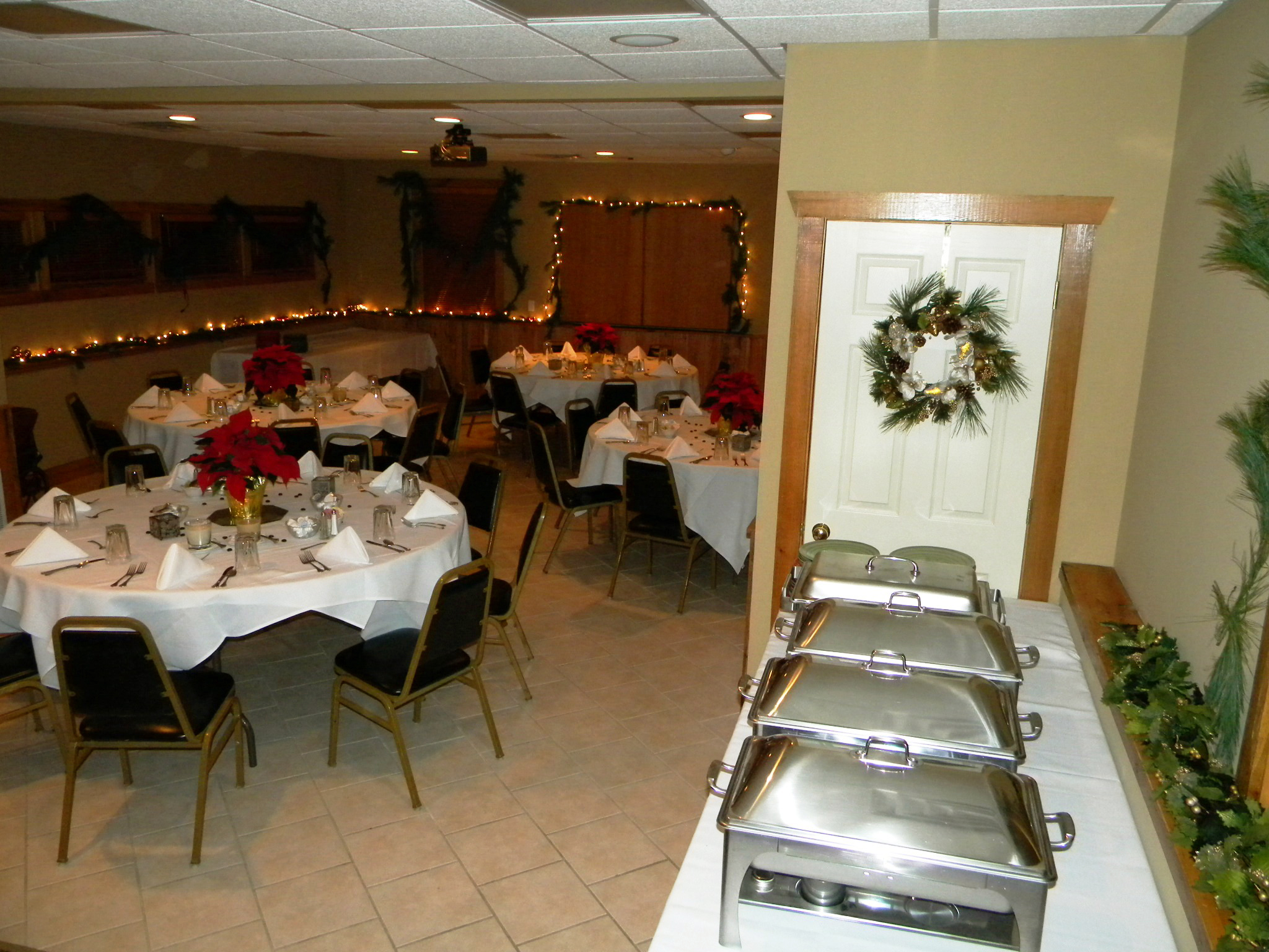 horizons hospitality event hosting meal services holiday